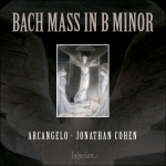 Cover : Mass in B minor