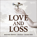 Cover : Madrigals of Love and Loss